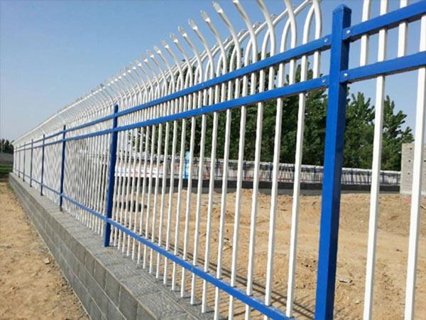 详情-锡林郭勒盟镶黄旗围墙栏杆围墙护栏精创金属