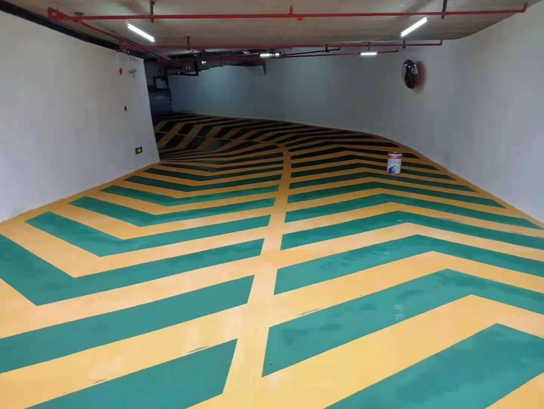 娄底工厂地坪漆翻新施工环保耐用更实惠