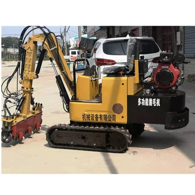 合肥市金属除锈快速凿毛机加强型地面凿毛机