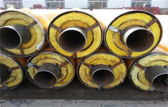 西安市-地埋走蒸汽復合保溫管道出廠含稅價格