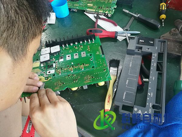 广州市花都区修台达伺服器点
