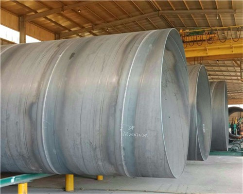 2420*16螺旋焊管多少钱一吨