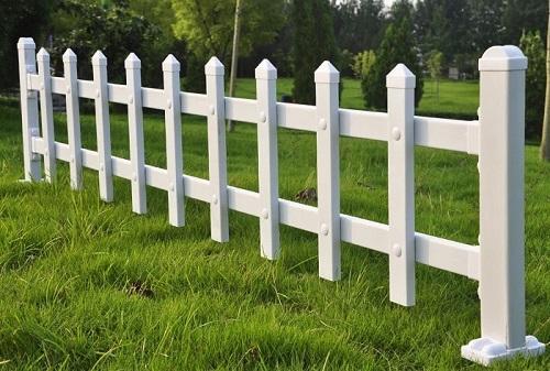 沧州市青县PVC草坪护栏PVC围栏塑钢护栏加盟费多少?