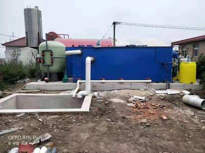 河池东兰农户养猪污水处理厂家