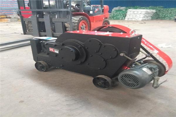 新闻:乌海 650型钢筋截断机 旧螺纹钢切断机 工作原理