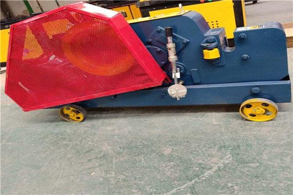新闻:津 铁条切断机 废旧钢筋切粒机 规格