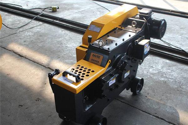 新闻:定州 钢筋平口切断机 立式方钢扁钢切断机 型号参数