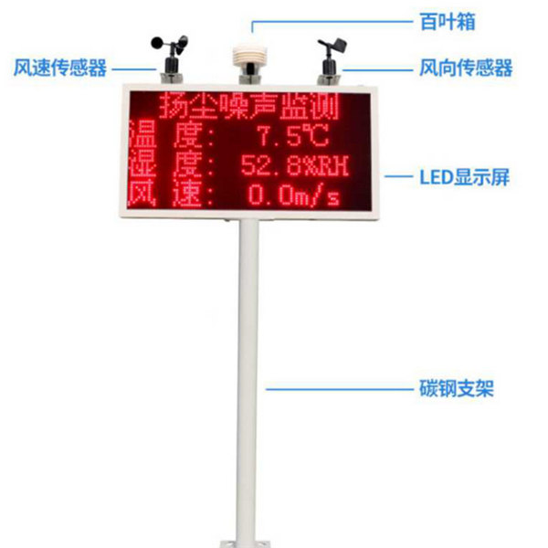 山西古交全智能在线监测仪ph2.5值在线监测系统