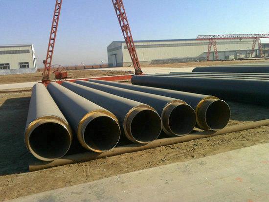 甘肃平凉工业用聚氨酯防腐保温管厂家价格