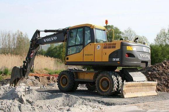 吉安沃尔沃460挖掘机价格-卓越服务