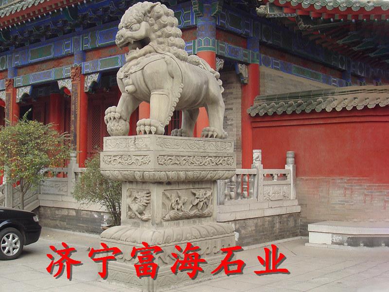 滨州博兴石雕佛像石栏杆定做.优质推荐-,