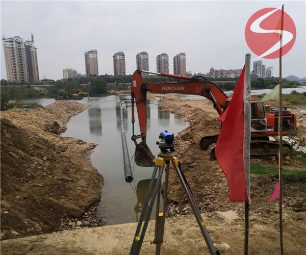 水上沉管工程——吉安市取水管沉管公司