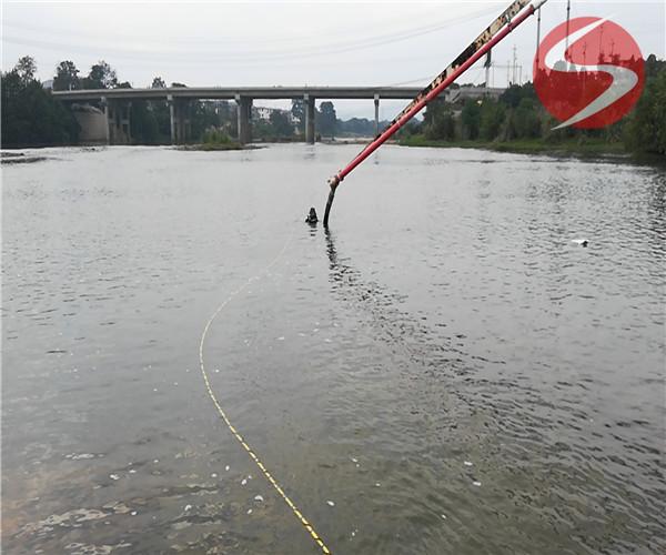 水下管线铺设_(大同潜水作业-沉管施工