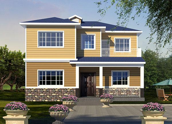 曲周轻钢别墅和砖混对比供应商