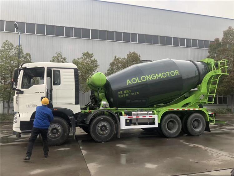武威市轻量化12方混凝土罐车生产厂家在哪里