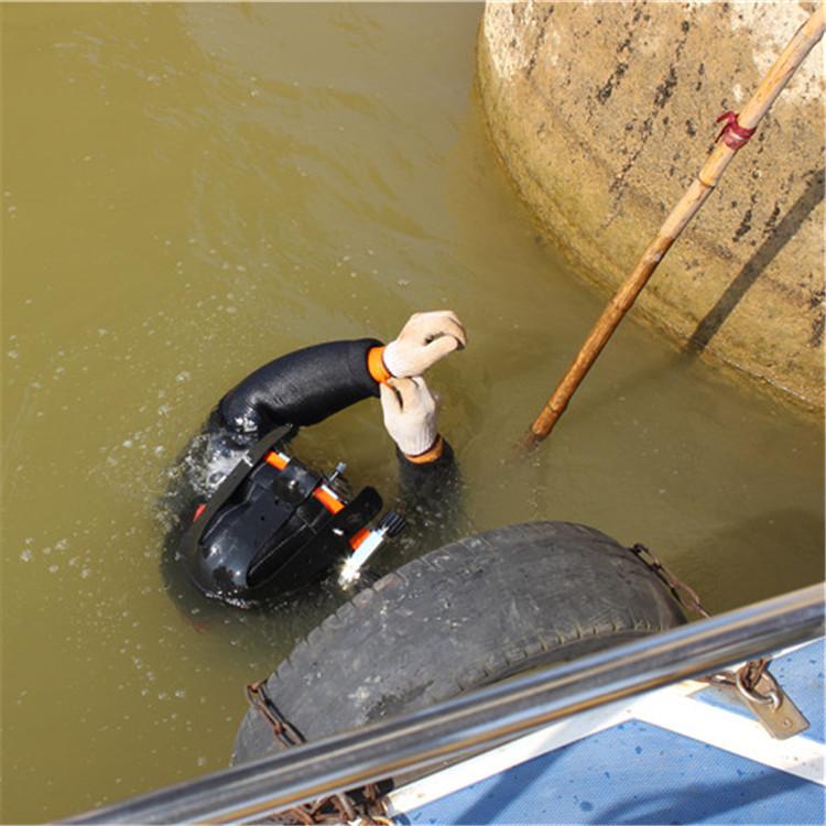 大余蛙人水下安装、潜水拆除施工队专业队伍