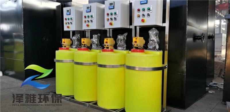 广东省广州市空调循环水加药装置制药废水价格详情