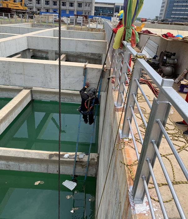 汕尾市潜水员服务公司——提供潜水施工