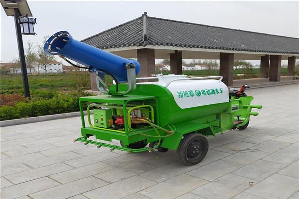新闻:湖南临湘 小型工程三轮洒水车 电动三轮四轮洒水车 机械厂