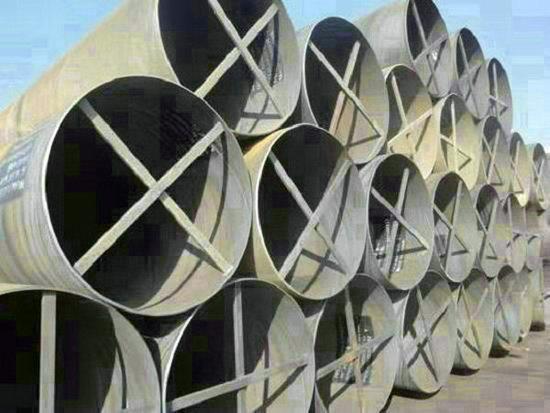 竹溪630×8大口径螺旋钢管专业厂家