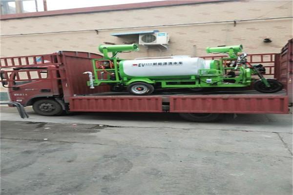新闻:廉江 新型三轮电动洒水车 新能源电动工程三轮洒水车 优惠