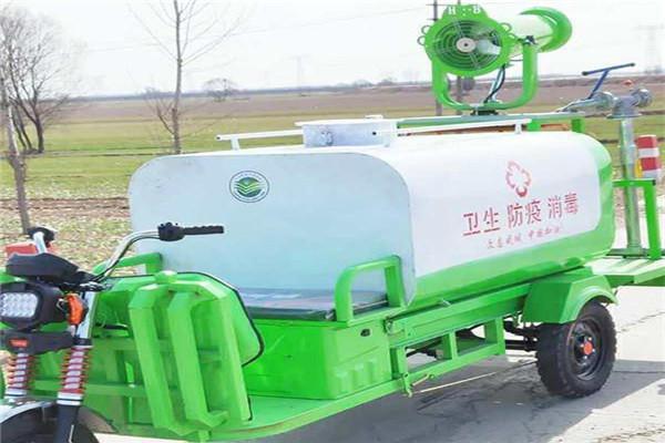 新闻:广东清远 电动三轮四轮洒水车 环保节能三轮洒水车 大型