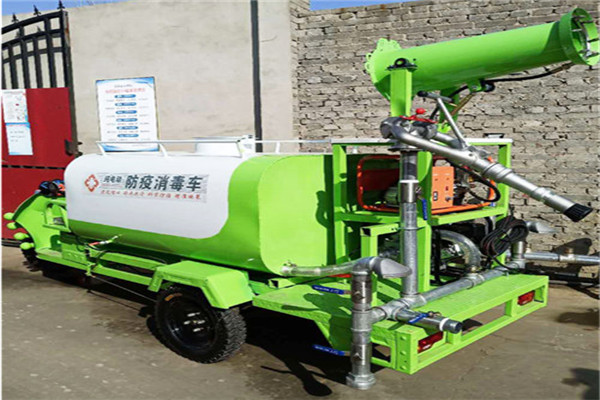 新闻:梅州 工地除尘喷雾洒水车 电动三轮除尘洒水车 优质产品