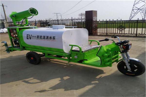 新闻:莱西 大功率雾炮电动洒水车 小区物业洒水车 型号参数