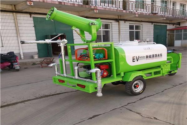 新闻:资兴 小型新能源电动消毒车 工地抑尘三轮洒水车 生产厂家