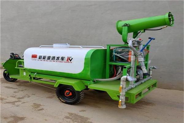 新闻:瑞金 新能源电动洒水车 电动三轮洒水车工地用 欢迎来电
