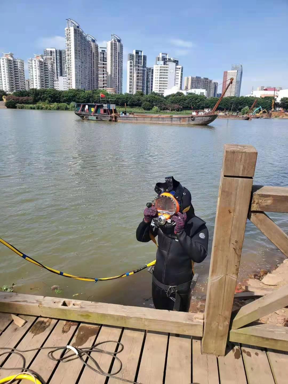 鄂州市水下打捞队——专业潜水单位