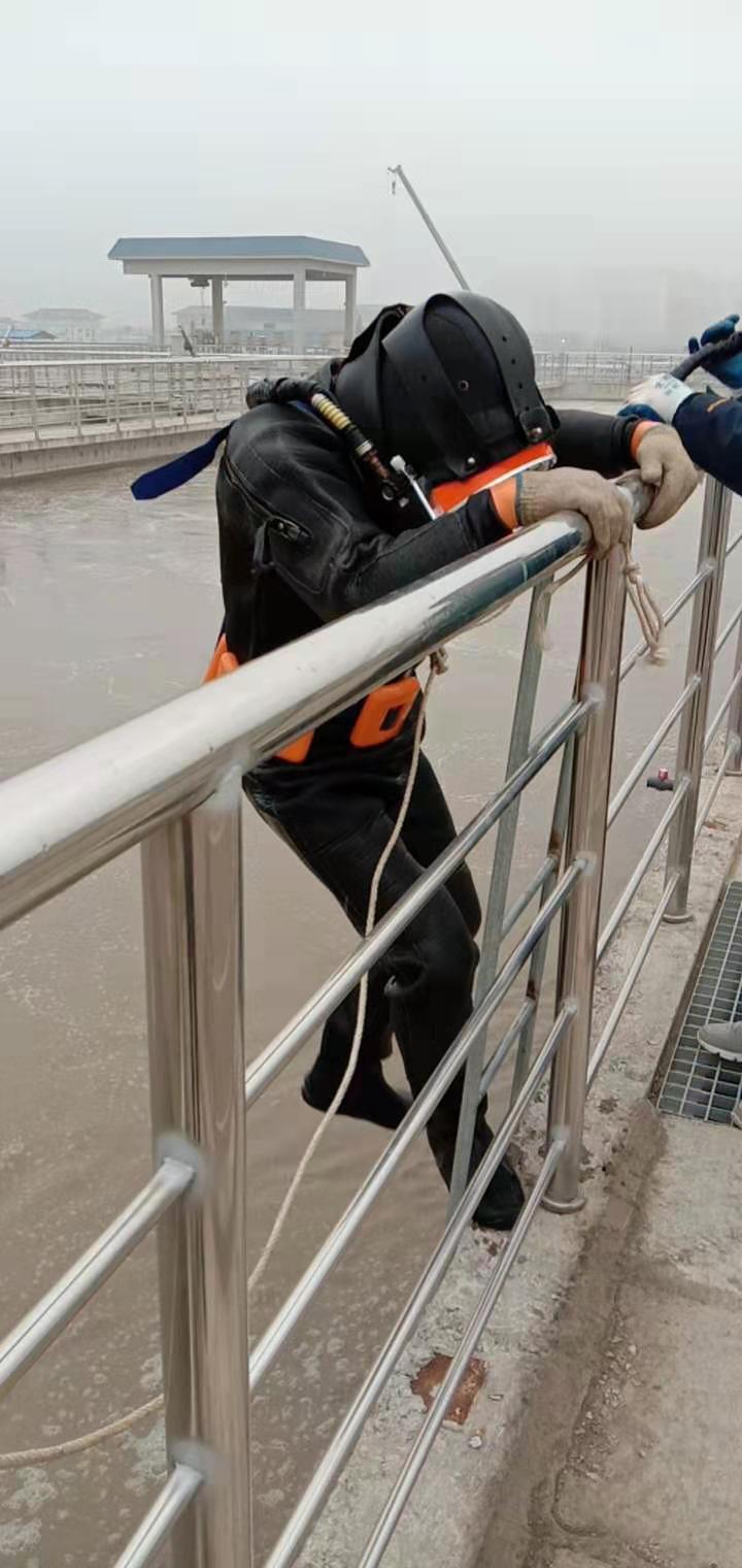 湛江市【潜水员服务公司】——专业水下施工队