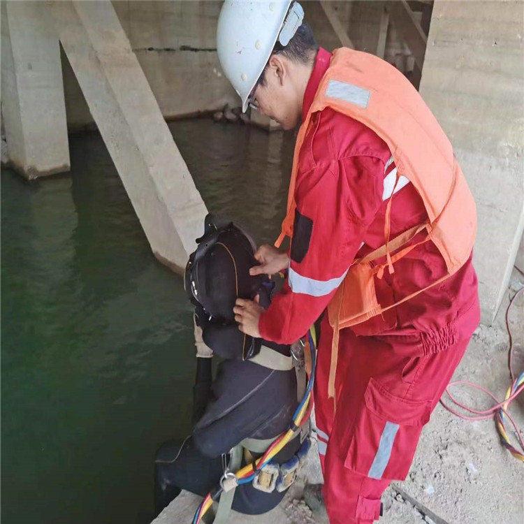 长治市打捞队-潜水员打捞