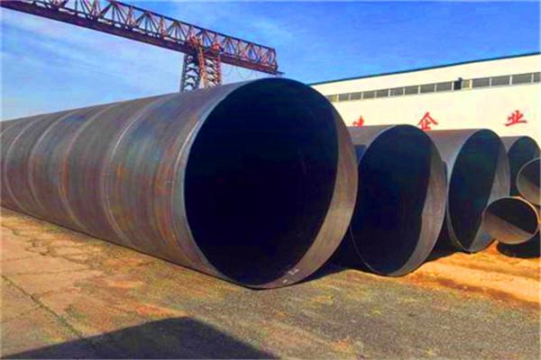 部标直埋预制保温dn1300螺旋管价格每米价钱