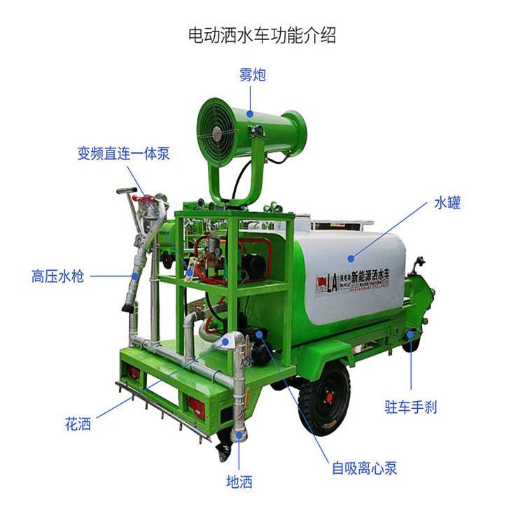 2021新 扬中新能源小型三轮洒水车