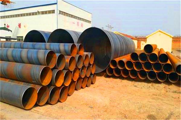 高温直埋式预制保温DN325聚氨酯螺旋管价格报价一米价格