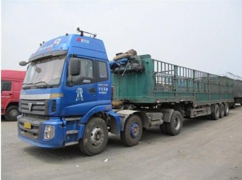 东莞大岭山到沧州市运河区长短途危化品运输专线-危险品车货运
