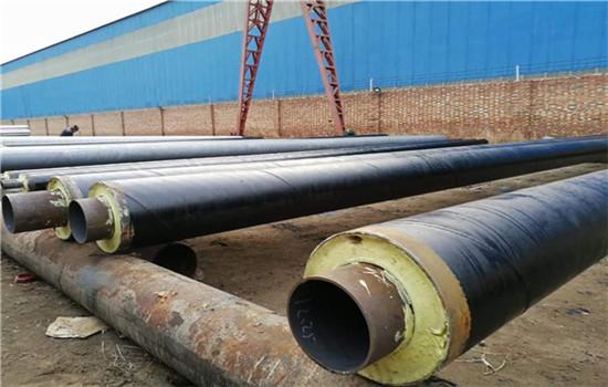 高温蒸汽输送用钢套钢保温管近期报价-宿松县