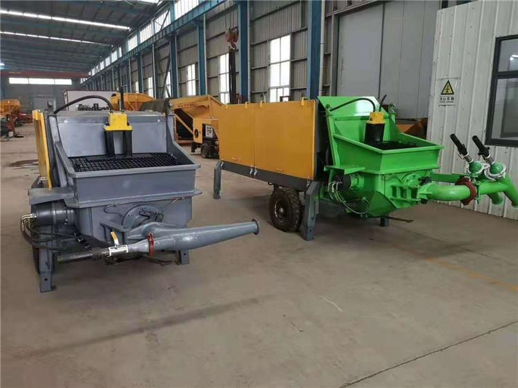 四川自贡液压湿喷台车供应/液压湿喷机配件