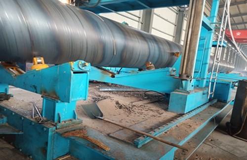 DN600输水管道用焊接钢管一吨多少钱