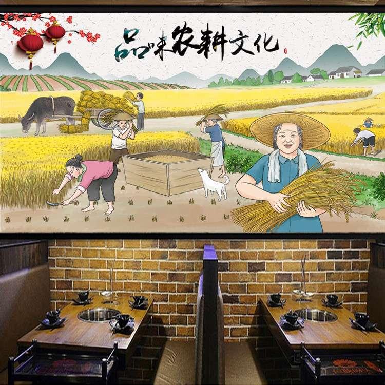 芜湖市文化墙彩绘团队