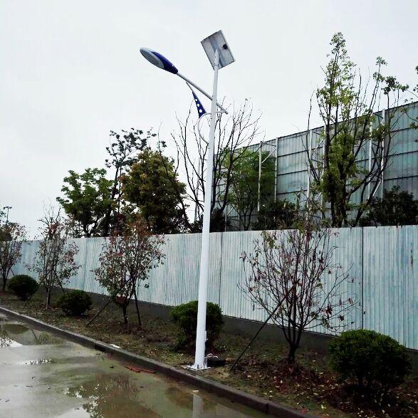 肥乡县农村太阳能路灯6米厂家实体销售