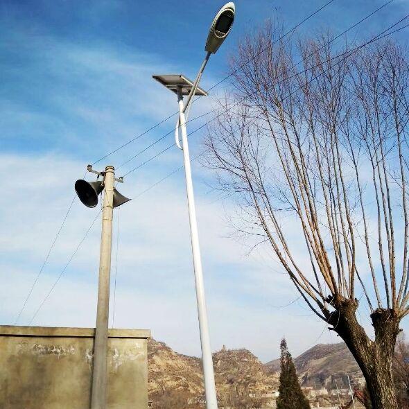 中卫6米30瓦太阳能路灯安装怎么收费