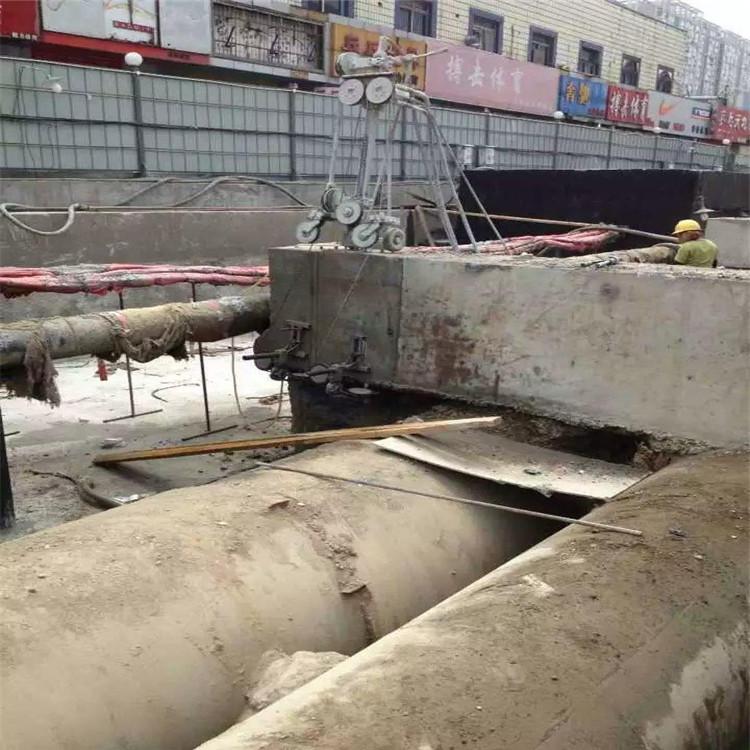 亳州混凝土楼板切割/楼板洞口改造及楼板拆除