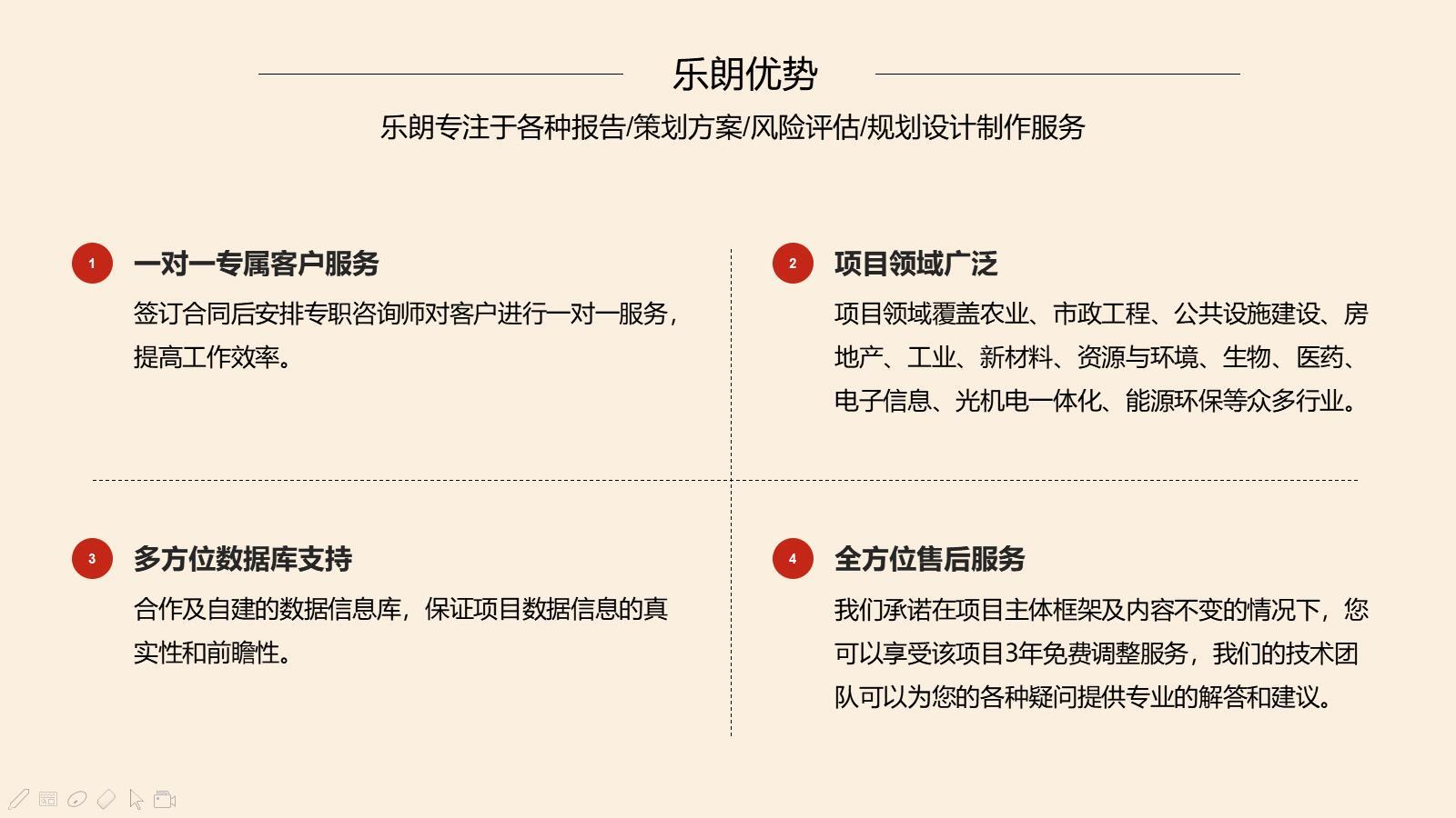 淮南本地写项目计划书-招商PPT案例