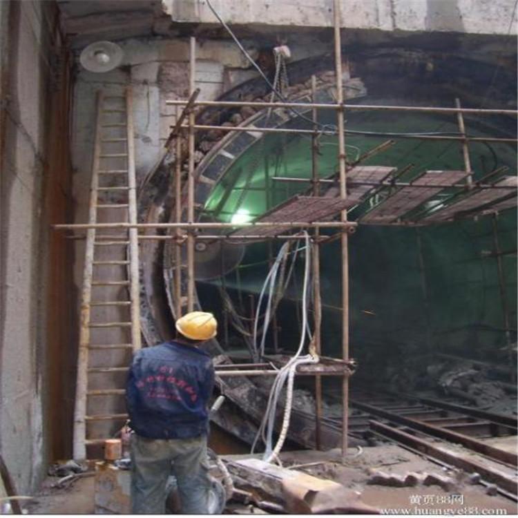 甘肃桥梁临时支座切割/T梁临时支座拆除施工