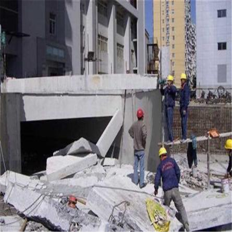 安庆混凝土切割拆除的施工顺序