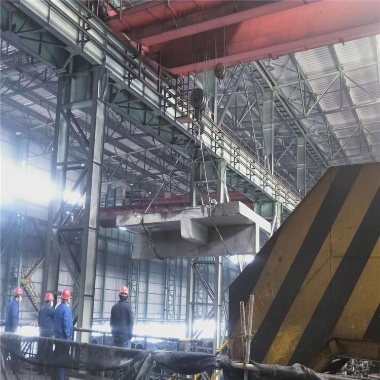 泰兴基坑支撑梁切割拆除工程施工
