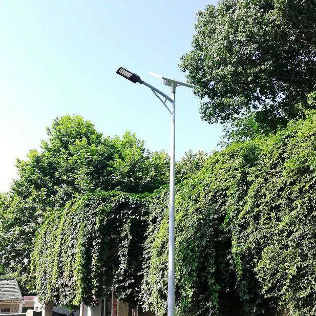 永清县农村太阳能led路灯每日报价