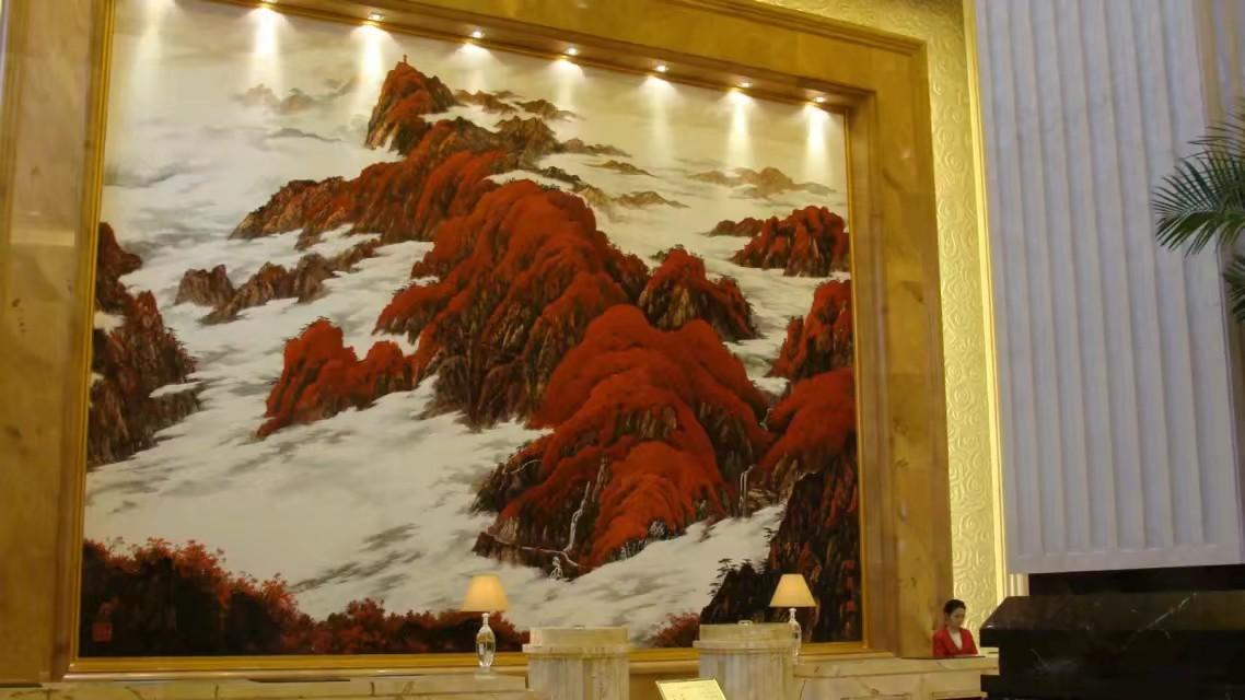 吉安涂鸦壁画彩绘手绘